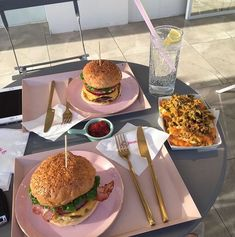 pinterest // @reflxctor fast food lunch