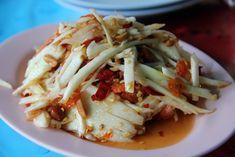 Yam Mamuang (Green Mango Salad) ยำมะม่วง