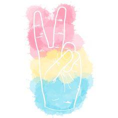Pansexual Pride Art Print by kasialuebbe - X-Small Pansexual Pride Day, Pansexual Flag, Gay Aesthetic, Gay Art, Cute Wallpapers, Aesthetic Wallpapers, Iphone Wallpaper, Art Prints, Duffle Bags