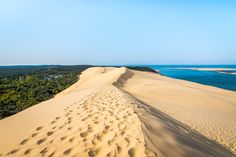 Escapade sur la Dune du Pilat à Pyla sur Mer Desert Sahara, Le Pilates, Cap Ferret, Station Balnéaire, Escapade, Excursion, Us Travel, Bordeaux, Places Ive Been
