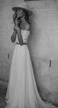 Courtesy of Grace Loves Lace wedding dresses