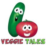 step by step how to draw Veggie tales
