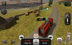 Firefighter Simulator 3D | Android Games Free