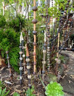 danger garden: The garden of Marcia Donahue More