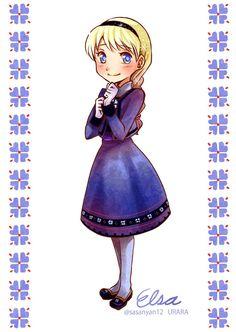 Frozen Little Elsa