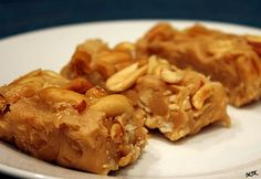 Homemade Payday Candy Bar