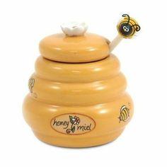Pot à miel Ruche: Amazon.fr: Cuisine & Maison