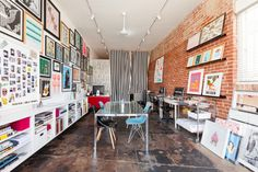 Hypebeast Spaces: The Offices of Sonja Teri's Poster Child Prints | Hypebeast