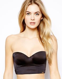 Ultimo Miracle Low Back Strapless Bra at asos.com 1e63c79e3