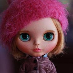 Custom Doll for Adoption by LeeyaBlythe  CHECK HERE  http://etsy.me/2jUCUi4  #blythe #dollycustom #blythecustom #blythecustomizer #ooakblythe #customblythe #kawaii #doll #artdoll #dollstagram #blythestagram #blythelover #ブライス