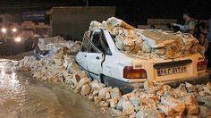 Earthquake Kills 7 in #Iran