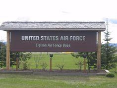 1st Base. Fairbanks, Alaska