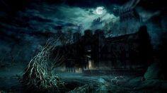 Привидения часто селятся в старинных замках
