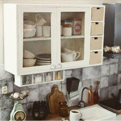 2017, Miniature Cabinet ♡ ♡ By slallaheikkila