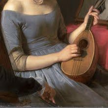Portrait / Painting details-Verzameld werk van Donna Morgan - Alle Rijksstudio's - Rijksstudio - Rijksmuseum