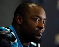 Carolina Panthers Charles Johnson ELITE Jerseys