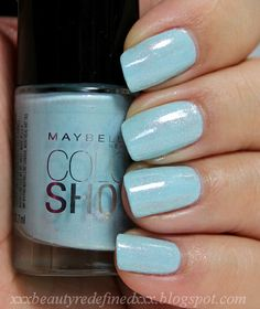 Maybelline Color Show Frozen Over