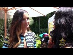 Good video...Catt Sadler at the Plush Luxury Baby and Toddler Show