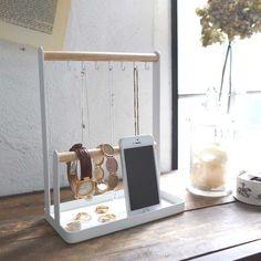 Schmuckständer, weiß | online kaufen bei desiary.de