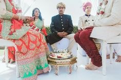 The beautiful Indian Wedding Ceremony #indianweddings #destinationweddingsinportugal