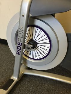 RIDEPDX, indoor cycling studio, spin, spinning, custom designed bikes, custom designed logos, custom designed flywheels, Custom Indoor Cycles, Stages Schwinn bikes, indoor spinning studio, custom designed flywheels, custom designed logo