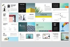 Ui MNML Multipurpose Keynote by onestudio on @creativemarket