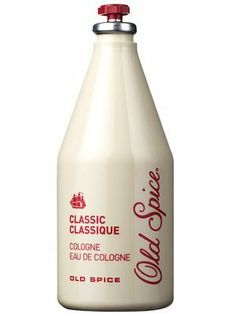 Old Spice Classic Cologne 4.25 oz, Set of 3 by Old Spice. $19.19. Old Spice Classic Cologne is an unmistakably masculine scent. Cool, crisp and clean.
