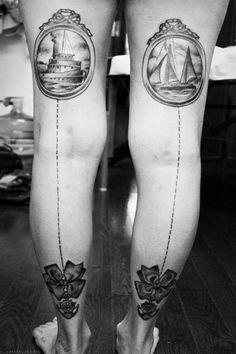 @Nobeltec - Visit our new webstore www.nobeltec.com/ #nautical #tattoo