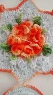 Resultado de imagem para porta pano de prato em croche com graficos
