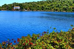 The colors of Greece , Paxos , Ionian sea Paxos Island, Islands, Greece, Golf Courses, Toy, River, Mountains, News, Colors