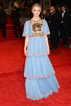 BAFTA Awards 2017: The Best Dressed Celebrities on the Red Carpet