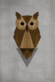 geometric animals - Cerca con Google