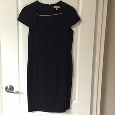 BANANA REPUBLIC Sloan Sheath Dress Lovely LBD from Banana Republic. This dress is from a few years ago, but they are still making this style as it is a classic! Worn and loved but in great condition. Banana Republic Dresses Midi