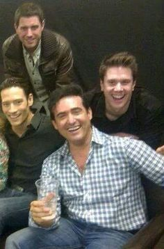 Il Divo Susan Ansley here in New Zealand