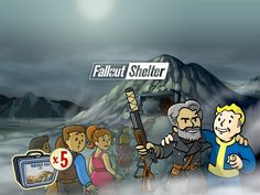 Lee Fallout Shelter tendrá un personaje exclusivo para Android