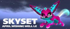 Skyset - the April 2014 LE Fennux