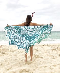 Spiritual Warrior round towels are both fun and high quality. These round mandala towels are the best summer accessory for the beach, picnic and as a throw. Mandala Towel, Spiritual Warrior, Athleisure Wear, Yoga Lifestyle, Summer Accessories, Good Vibes Only, Athletic Wear, Yoga Fitness, Beach Mat
