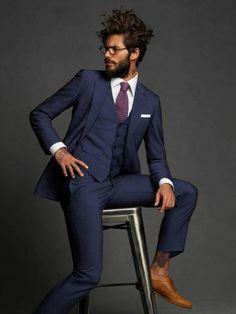 Men's suit. Yiorgos Karavas