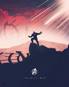 Avengers Infinity War (2400 x 3000) : MoviePosterPorn