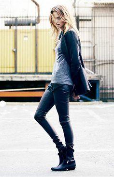 Rock 'n' Roll Style ☆ Anine Bing Lookbook