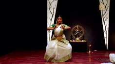 """Mohiniyattam, also spelled Mohiniattam, is a classical dance form from Kerala, India. It is one of the eight Indian Classical Dance forms recognised by the Sangeet Natak Akademi. The term Mohiniyattam comes from the words """"Mohini"""" meaning a woman who enchants onlookers and """"aattam"""" meaning graceful and sensuous body movements. The word """"Mohiniyattam"""" literally means """"dance of the enchantress""""."""
