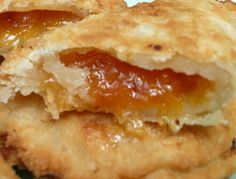 Grandmother's Fried Peach Pies