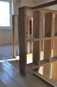 Studio Vabø - Staircase design - Møllegata Final step transition T Staircase Design, Kingston, Stair Design