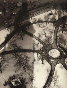 Alvin Langdon Coburn (El pulpo, Madison Square Park',1909).