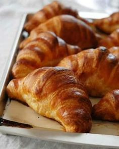 #croissant #croissants #butter #french #frenchcroissant #food #bakery #pastry Imagin from Google
