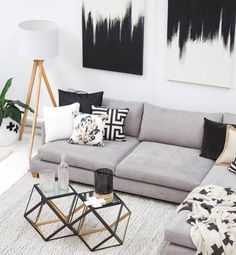 """""""A sophisticated living room space in our designer showroom … We hope we can inspire you to create a home you've always dreamed of, especially leading up…"""""""