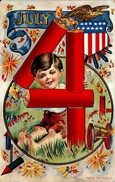 Remember the good old days when kids stuck their heads between lit sticks of TNT for the Fourth of July?