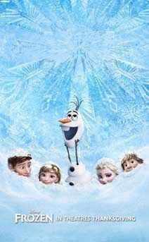 Frozen Olaf Likes Warm Hugs Snowman Musical Fantasy Elsa Anna T Tee Shirt S-Xl