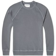 OUR LEGACY 50S GREAT SWEAT Green Grey