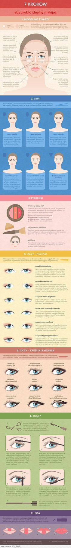Make-up in a nutshell. Makeup Inspo, Makeup Inspiration, Beauty Makeup, Eye Makeup, Hair Makeup, Hair Beauty, Make Up Tricks, How To Make, Lipstick Tutorial